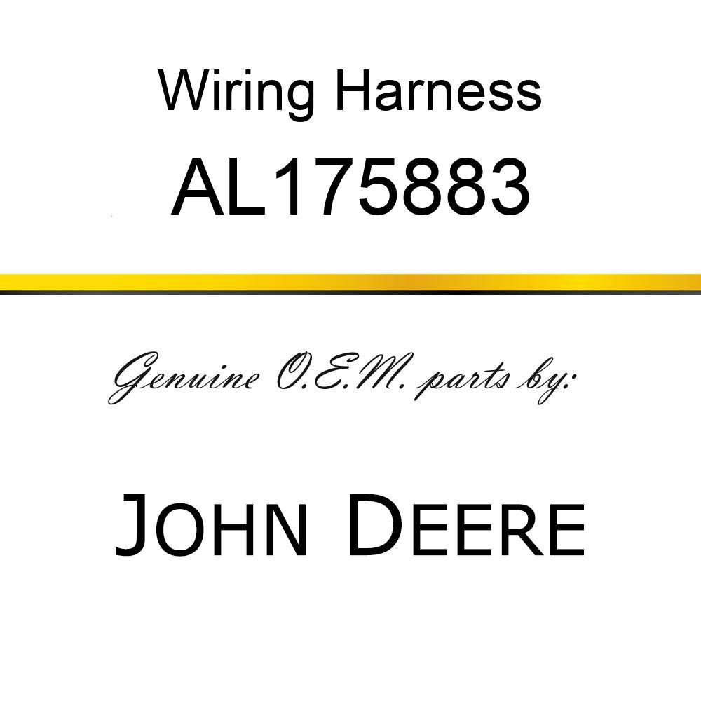 al175883 wiring harness wiring harness wir harness 19pin b john wiring harness wiring harness wir harness 19pin b al175883