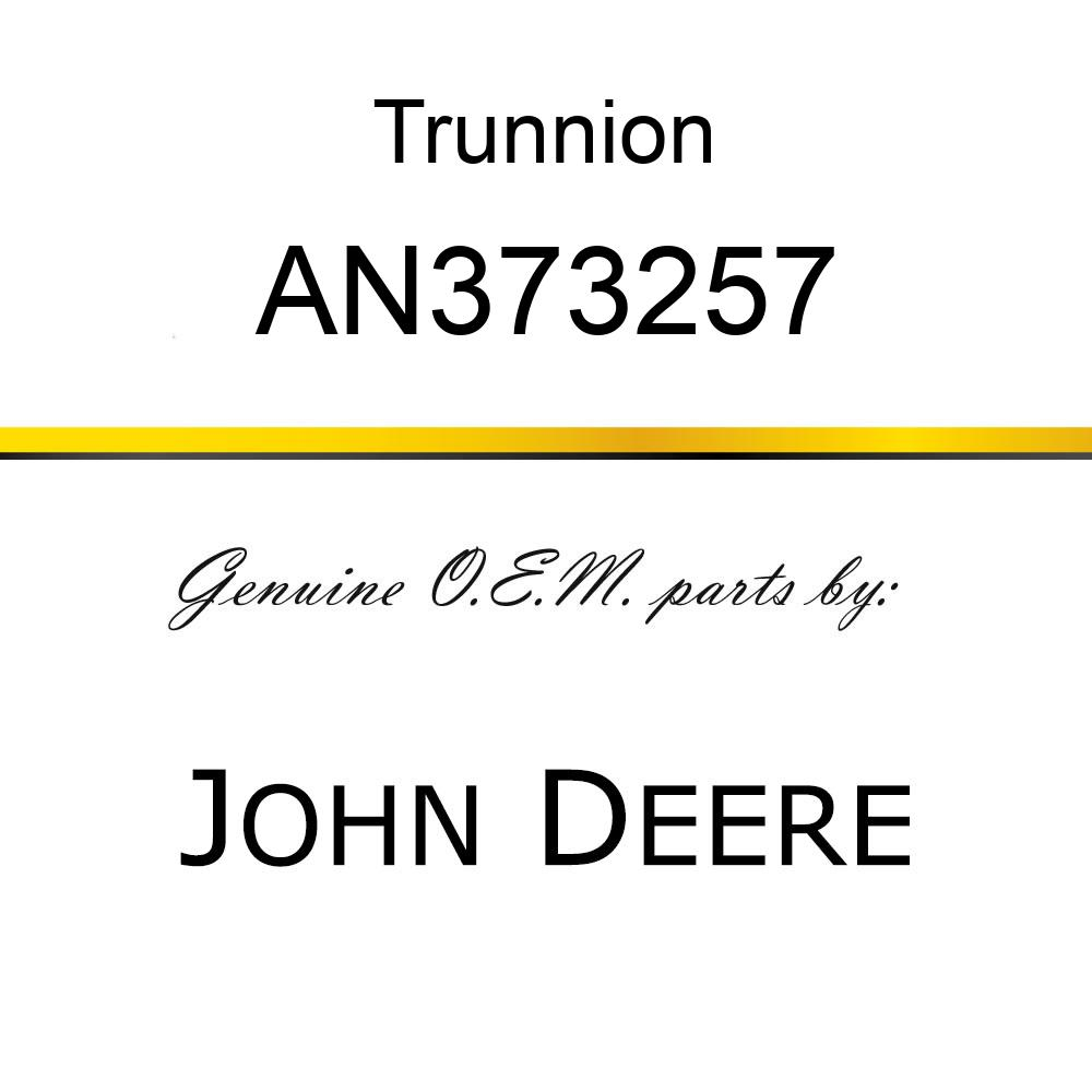 Trunnion - TRUNION ASSEMBLY AN373257