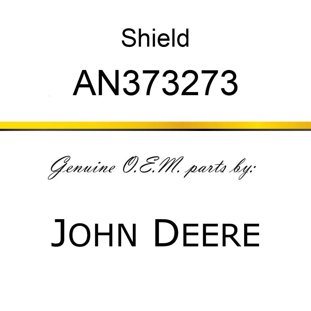 Shield - SHIELD ASSY - SOLUTION FILTER AN373273