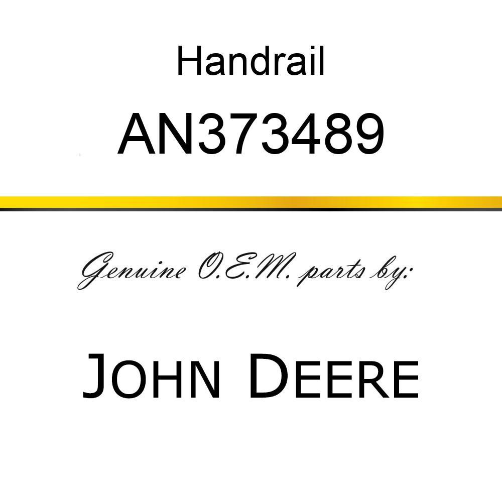 Handrail - HANDRAIL, FRONT AN373489