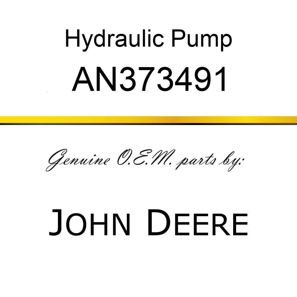 Hydraulic Pump - HYDRAULIC PUMP, LINCOLN 1296 SERIES AN373491