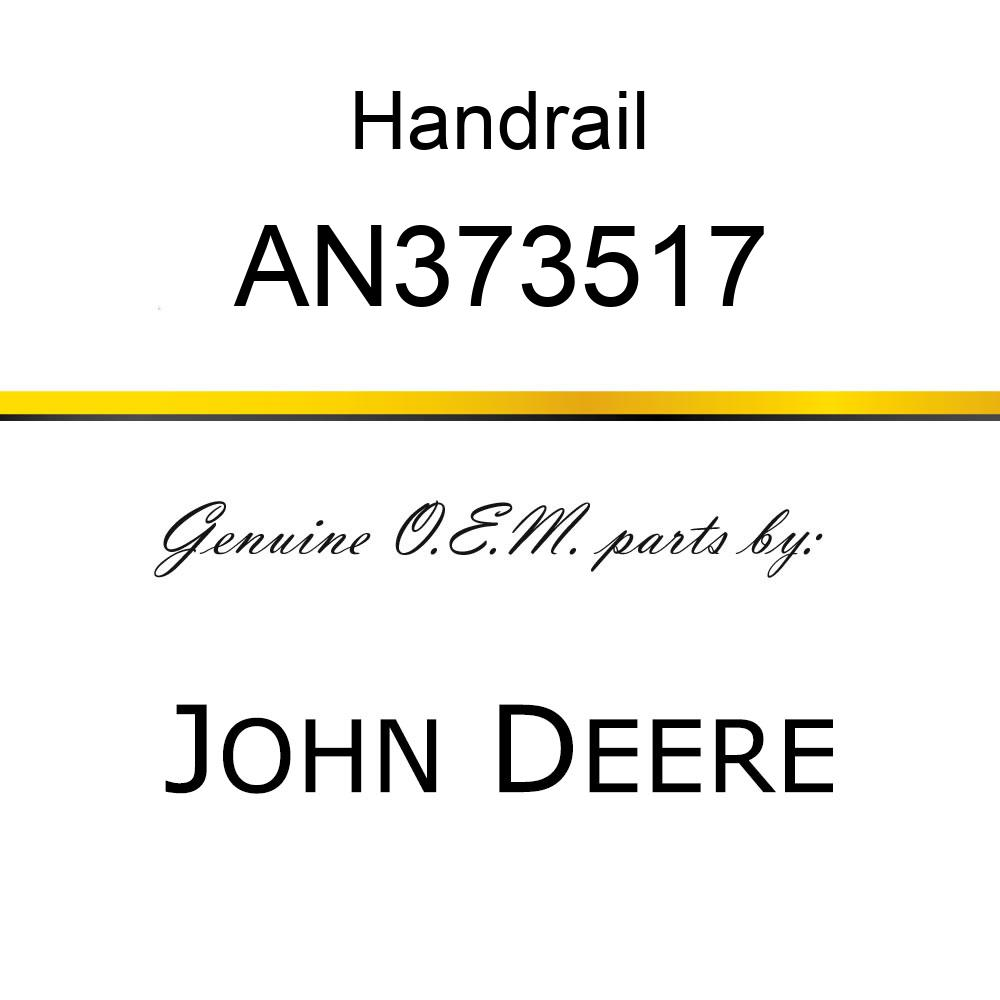 Handrail - HANDRAIL, HANDRAIL ASSY., BASKET LI AN373517