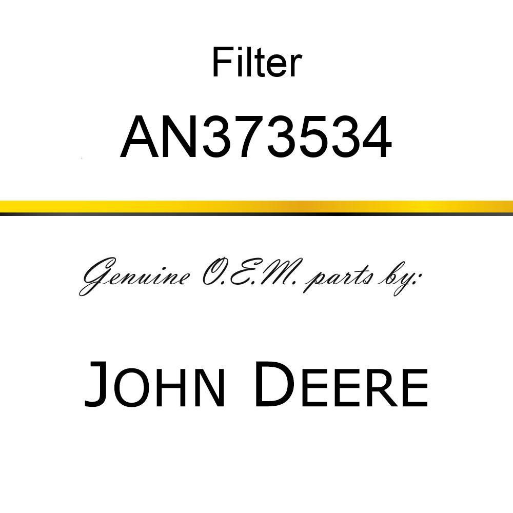 Filter - STRAINER 100 MESH 3/4 NPT AN373534