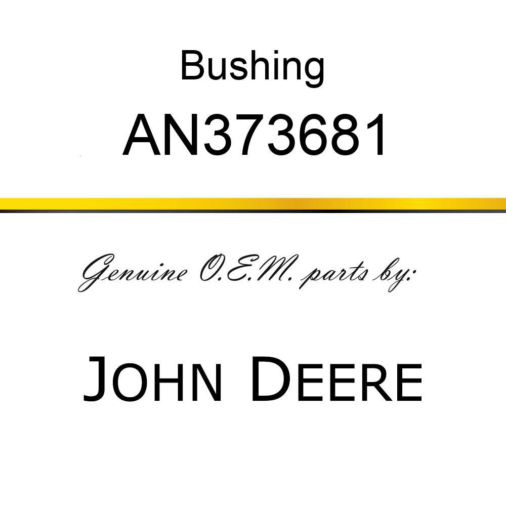 Bushing - BUSHING, ROCKSHAFT OUTER AN373681