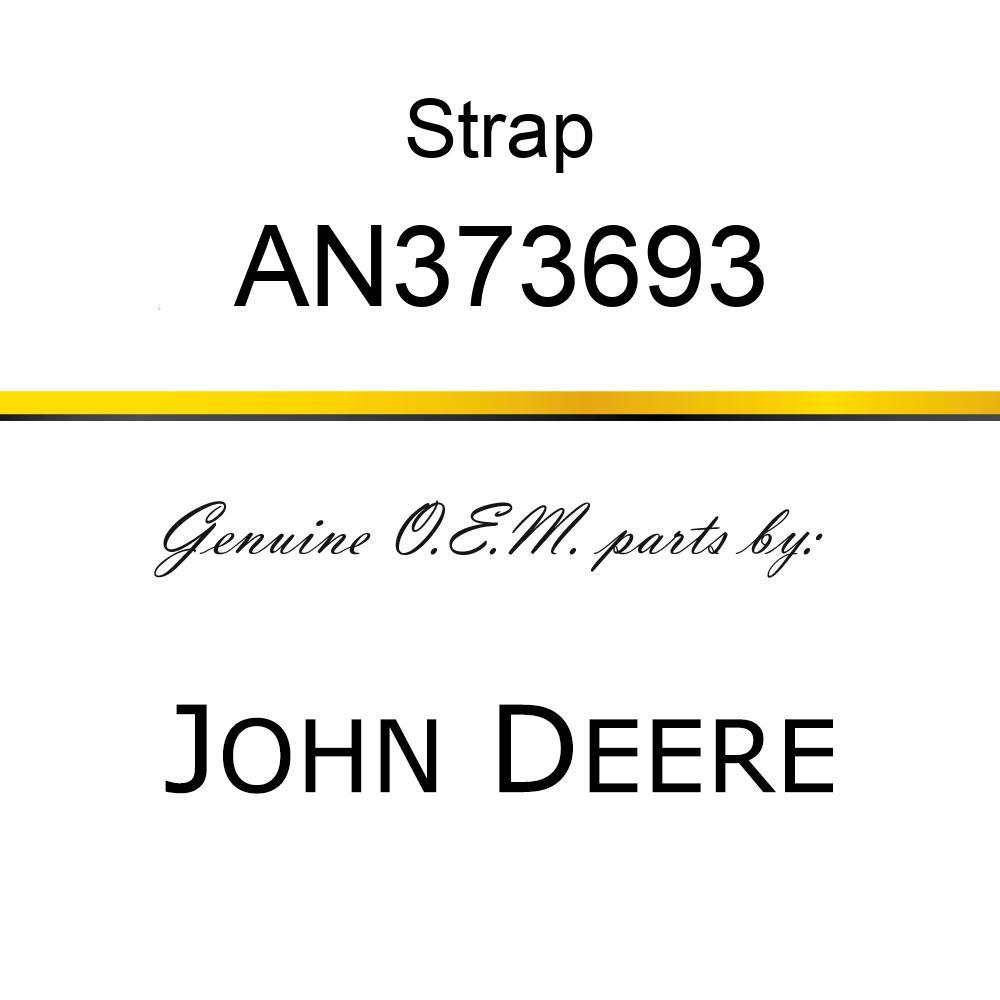 Strap - ROLLER ASSY AN373693