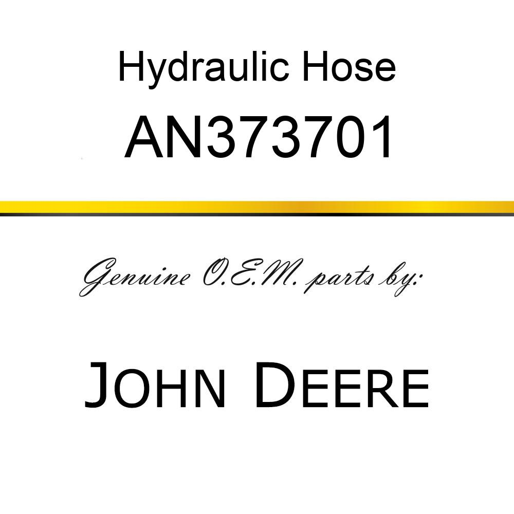 Hydraulic Hose - HOSE, TANK SUPPLY AN373701