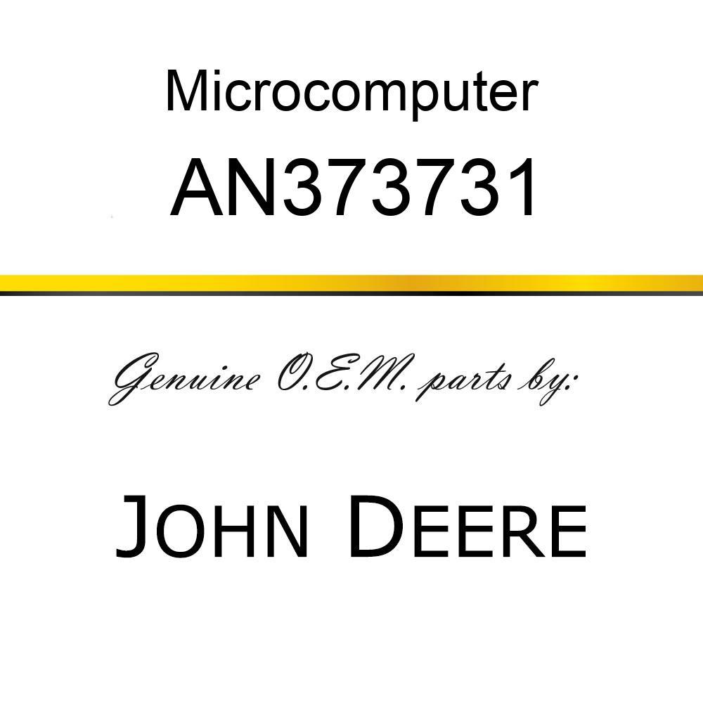 Microcomputer - CONTROLLER, BALER INTERFACE AN373731