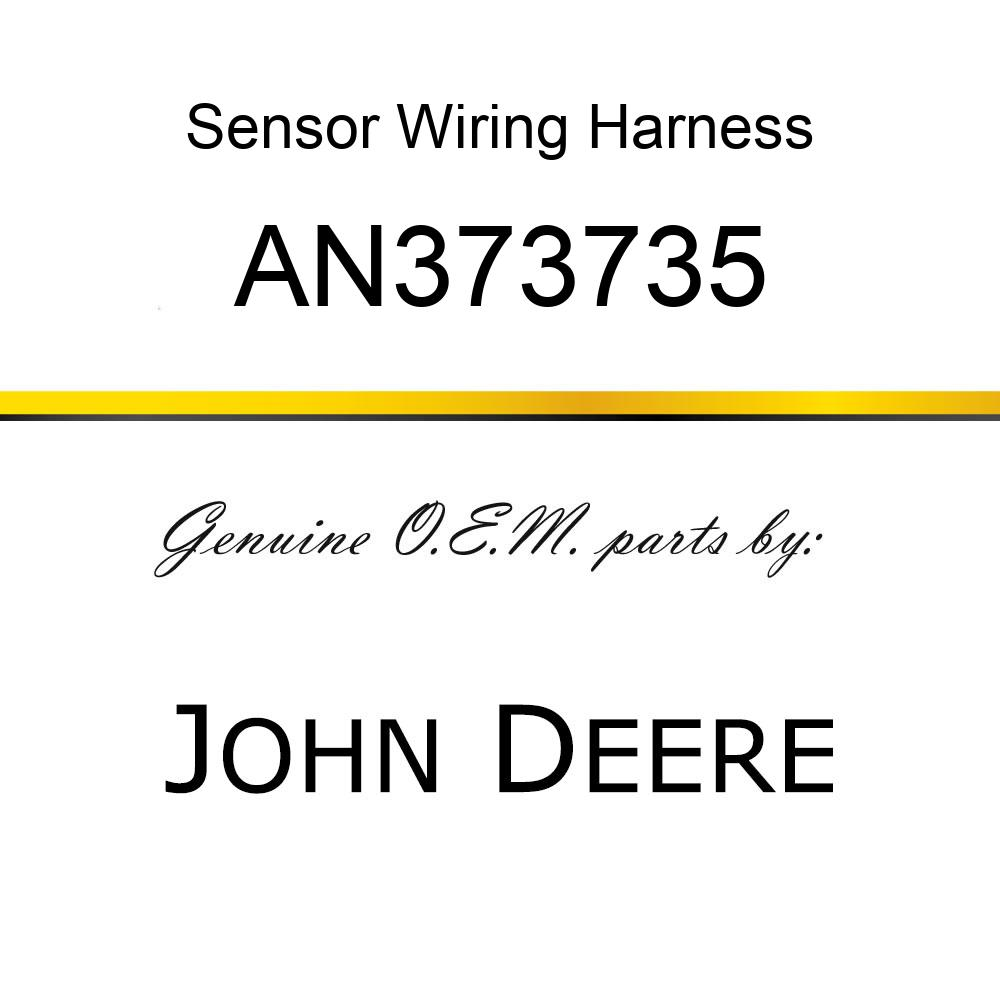 Sensor Wiring Harness - HARNESS ASSY - ARMREST (7760) AN373735