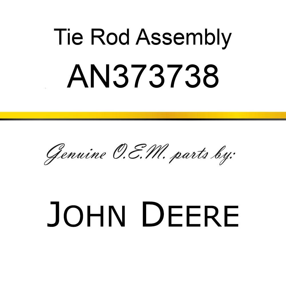 Tie Rod Assembly - ROD, EXTENTION, ASSEMBLY AN373738