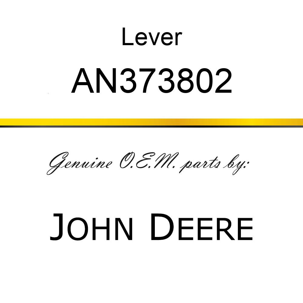 Lever - LEVER, TETHER MOTOR AN373802