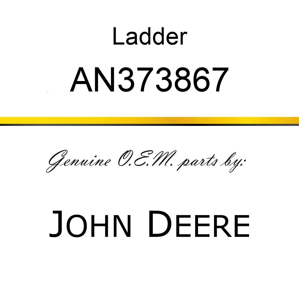 Ladder - LADDER, LADDER ASSEMBLY - PLATFORM AN373867
