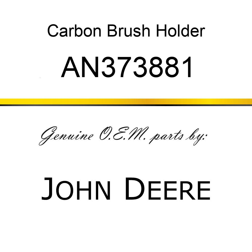 Carbon Brush Holder - CARBON: BRUSH HOLDER ASSY AN373881