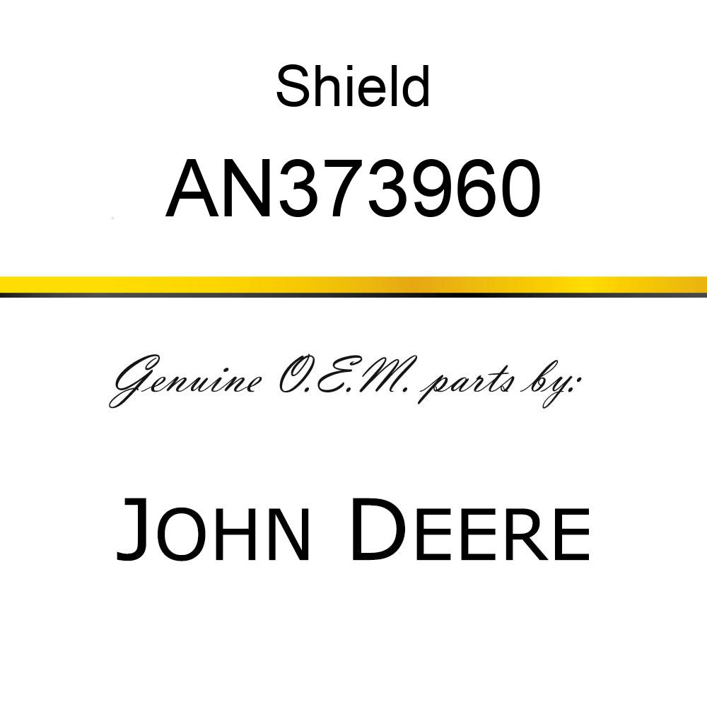 Shield - INNER SHIELD TUBE RND. AN373960