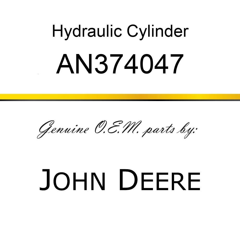 Hydraulic Cylinder - CYLINDER - 3X2X37.8 AN374047