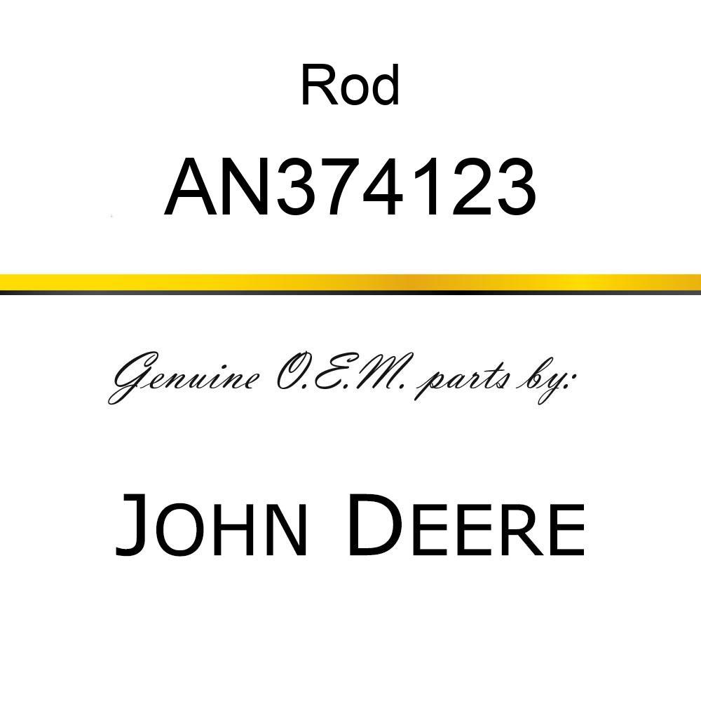 Rod - ROD ASSY. - WRAP FLOOR LH AN374123