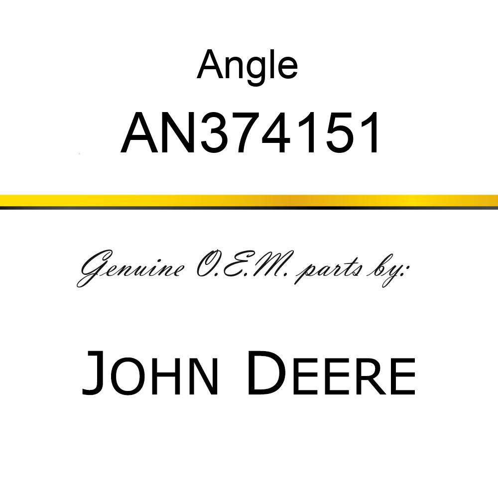 Angle - ANGLE GATE CYL COVER WITH DECAL AN374151