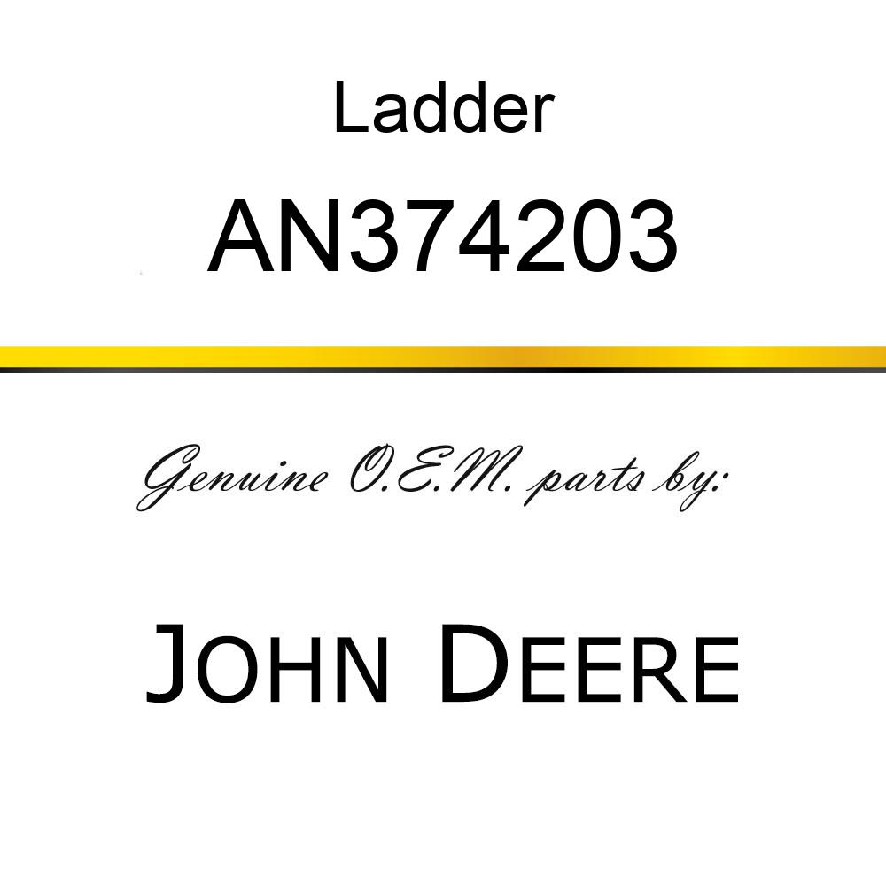 Ladder - LADDER, LADDER ASSY - PLATFORM AN374203