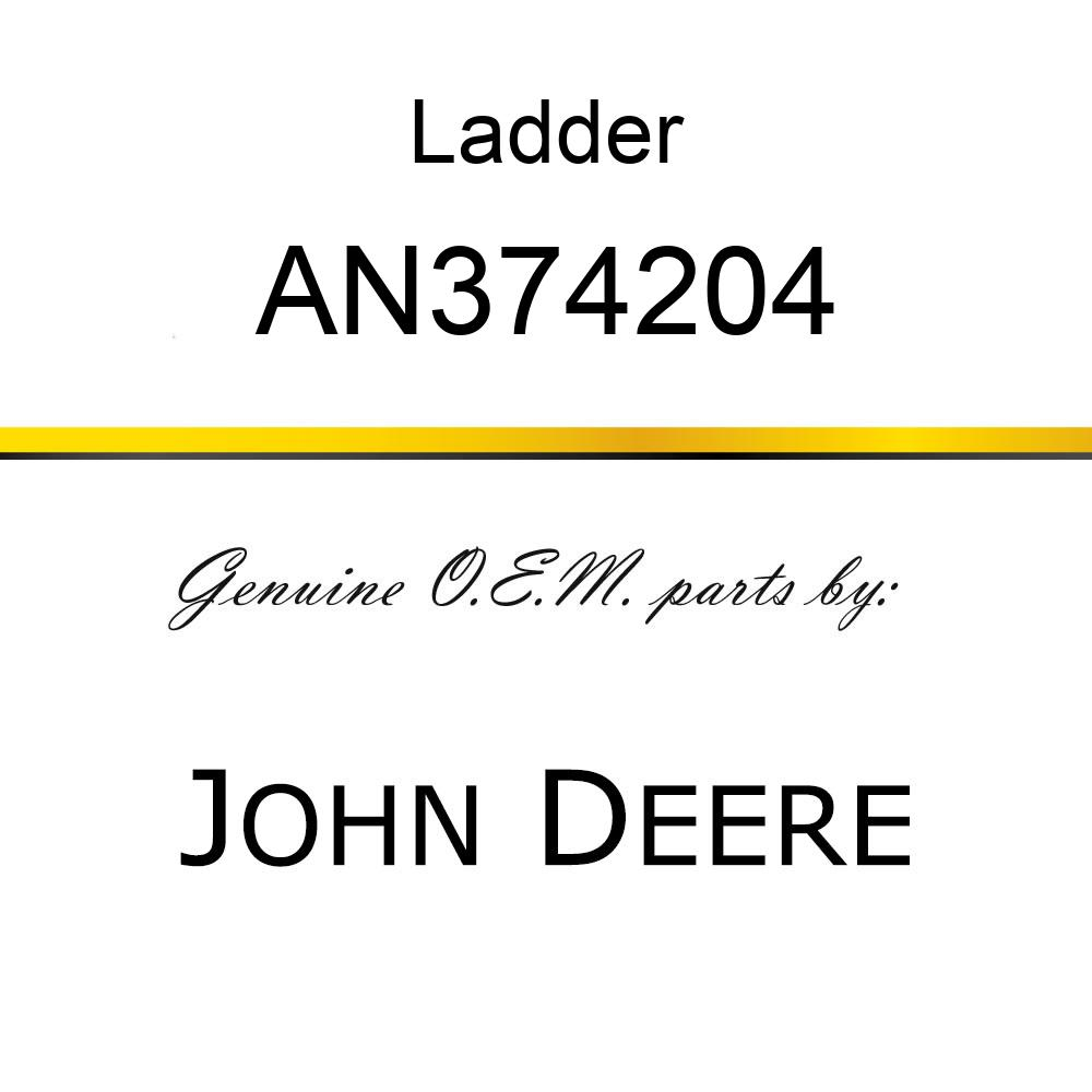 Ladder - LADDER, LADDER ASSEMBLY - PLATFORM AN374204