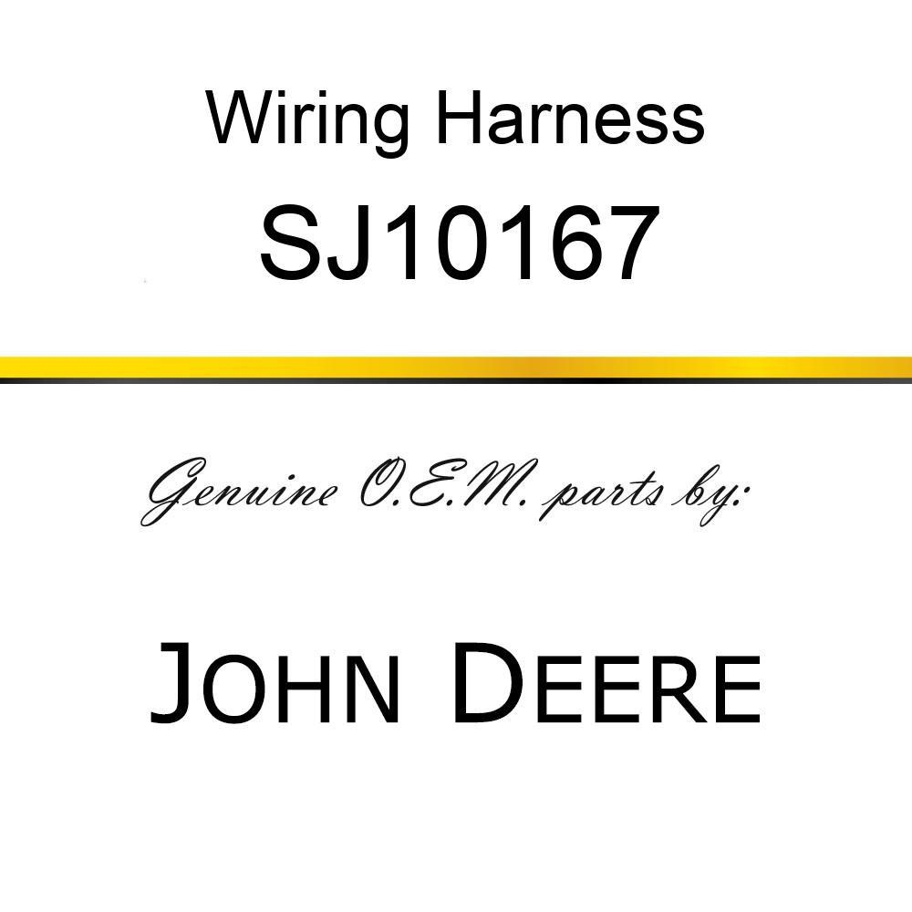 sj10167 wiring harness wiring harness 7 pole coupler w h john wiring harness wiring harness 7 pole coupler w h sj10167